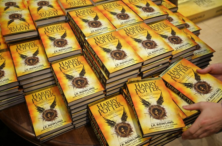 Harry Potter Book July : Harry potter magic hits asia as fans celebrate new book