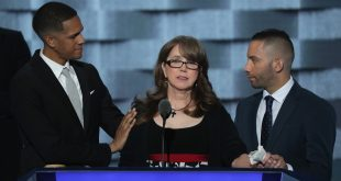 Orlando victim's mom brings Democratic convention to tears