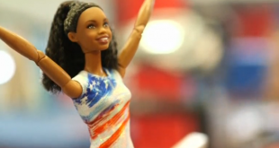 Barbie launches Gabby Douglas doll