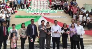 Greetings from the members of the Iglesia Ni Cristo in Western Canada district