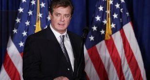 Donald Trump's campaign chairman resigns