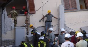 Update: Italy quake toll rises to 267