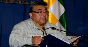 Bolivian government confirms beating death of deputy interior minister by miners