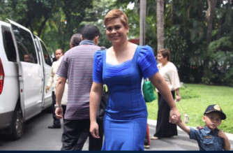 Davao City mayor Sara Duterte.  (Photo courtesy Presidential Communications facebook)