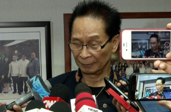 "Panelo: SC junking of Sereno appeal should be ""final chapter in drawn-out drama"" she created"