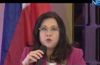 File photo of Chief Justice Sereno