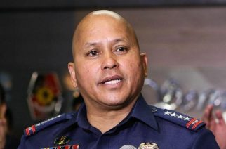 Philippine National Police (PNP) chief Director General Ronald Dela Rosa