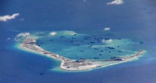 Singapore accuses Chinese paper of fabricating South China Sea story