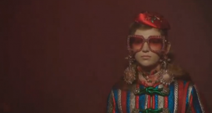 Gucci stages a kaleidoscopic fairytale at Milan fashion week
