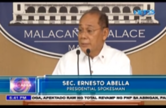 Palace: President Duterte wants to revisit pork scam