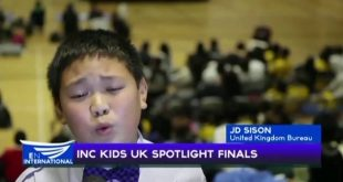 INC (Iglesia ni Cristo) kids spotlight finals