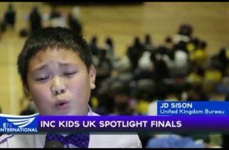 INC (Iglesia ni Cristo) UK kids spotlight finals