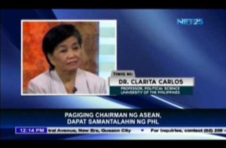 Philippines should grab the opportunity during ASEAN chairmanship