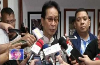 Sal Panelo slated to be Duterte's next spokesperson