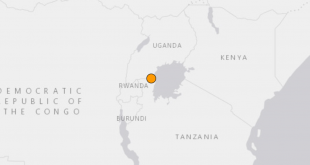 13 dead, 200 injured in Tanzania earthquake: local official