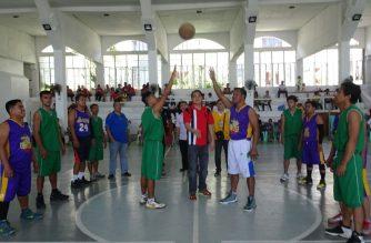 Unity Games isinagawa ng mga miyembro ng Iglesia Ni Cristo sa Marinduque