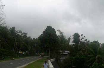 Aftermath of Typhoon 'Lawin' in Camarines Norte