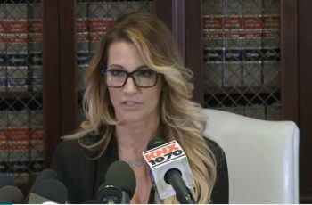 Another woman accuses Republican U.S. presidential candidate Donald Trump of sexual misconduct.  (Courtesy Reuters/Photo grabbed from Reuters video)