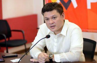 Former Davao City Vice Mayor Paolo Duterte (Photo courtesy City Government of Davao)