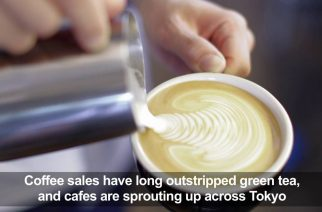 Espresso yourself! Japan perks up to 'sexy' coffee
