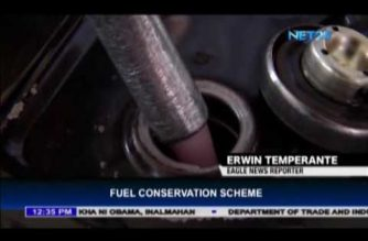 Fuel conservation scheme, answer to impending rise of fuel prices