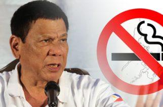 No smoking nationwide!