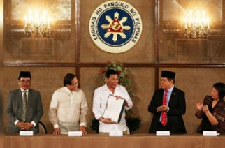 The Bangsamoro Transition Committee – Achieving peace in Mindanao