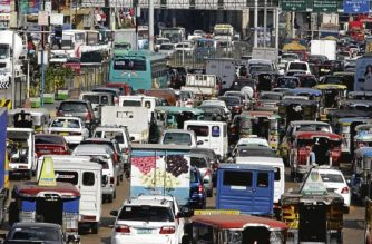 (File photo of traffic along EDSA)