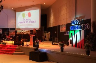 """Edmonton, Canada celebrates """"I am proud to be a member of the Church of Christ"""" launch"""