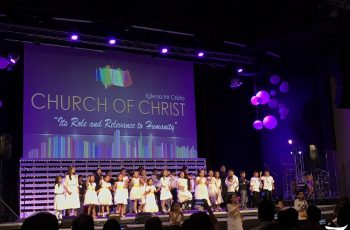 "INC Members in Australia and New Zealand join the global launch of the ""I Am Proud to be a Member of the Church of Christ"""