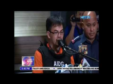 "Kerwin Espinosa vows to execute affidavit and ""tell all"" with or without WPP"
