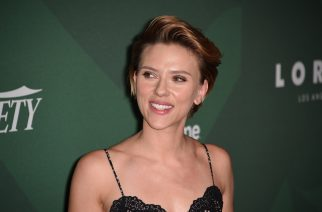 "(FILES) This file photo taken on October 14, 2016 shows actress Scarlett Johansson attends Variety's 10th Power of Women Luncheon presented by Lifetime Television at the Beverly Wilshire Hotel, in Beverly Hills, California. Scarlett Johansson has been named the top grossing movie star of 2016 by Forbes magazine after appearing in films that amassed $1.2 billion in global ticket sales. The Tony Award-winning American actress starred in the Marvel blockbuster ""Captain America: Civil War"" the year's biggest box office hit, which made $1.15 billion worldwide.   / AFP PHOTO / Robyn Beck"