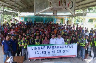 Lingap-Pamamahayag sa Antipolo City, pinangunahan ng SCAN International