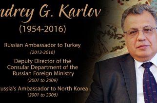 Russian embassy in Manila opens book of condolences for slain ambassador in Turkey