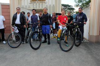 Fun Cycle Activity, isinagawa sa Balungao, Pangasinan
