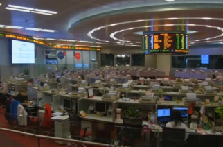Asian stocks post their biggest rise in two weeks after Italy's referendum is overdone, with robust U.S. economic data also helping sentiment. (Photo grabbed from Reuters video)