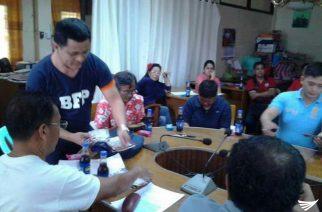 MDRRMO meeting isinagawa sa Camarines Norte bilang paghahanda sa bagyong Nina