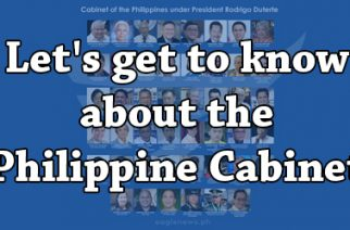 Let's get to know the Philippine Cabinet
