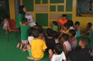 Philippine lawmakers are racing to pass a bill lowering the age of criminal liability from 15 to 9, in an effort to crack down on drug syndicates using teenagers to commit crimes and evade imprisonment. (Photo grabbed from Reuters video)