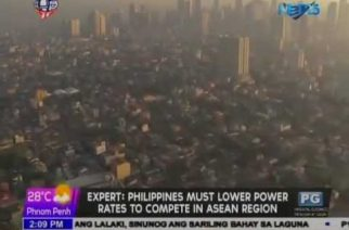 Expert: PHL must lower electricity rates to compete in ASEAN region
