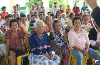 Senior Citizens Appreciation Day sa Gen. Nakar, Quezon pinangunahan ng INC