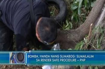 "Second IED, a more ""destructive"" bomb, found in Bulacan – PNP Chief"