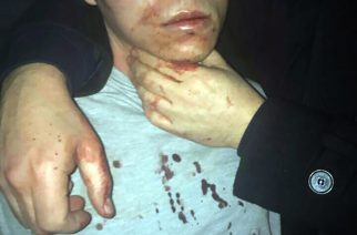 "This handout picture released by the Turkish police and taken from Dogan News Agency on January 16, 2017 shows the main suspect in the Reina nightclub rampage captured by Turkish police after a gunman killed 39 people, including many foreigners, in an attack at an upmarket nightclub in Istanbul where revellers were celebrating the New Year.  Turkish police late on January 16, 2017 caught the attacker who shot dead 39 people on New Year's night at an Istanbul nightclub, state-run TRT television reported. The alleged attacker was found along with his four-year-old son in an apartment in the Esenyurt district of Istanbul after a massive police operation, TRT reported.  / AFP PHOTO / DOGAN NEWS AGENCY / Handout /  - Turkey OUT / RESTRICTED TO EDITORIAL USE - MANDATORY CREDIT ""AFP PHOTO / DOGAN NEWS AGENCY / TURKISH POLICE"" - NO MARKETING NO ADVERTISING CAMPAIGNS - DISTRIBUTED AS A SERVICE TO CLIENTS"
