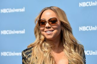 NEW YORK, NY - MAY 16: Singer/songwriter Mariah Carey attends the NBCUniversal 2016 Upfront Presentation on May 16, 2016 in New York, New York.   Slaven Vlasic/Getty Images/AFP