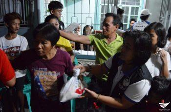 Iglesia ni Cristo nagsagawa ng Lingap-Pamamahayag sa Urdaneta City, Pangasinan