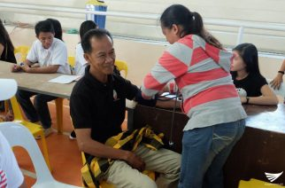 Mga miyembro ng Iglesia Ni Cristo, pinangunahan ang blood donation sa Pangasinan
