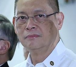 The Budget Secretary, Benjamin Diokno. (Photo is courtesy of Wikipedia)