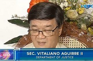 Aguirre orders NBI to probe San Jose Del Monte massacre