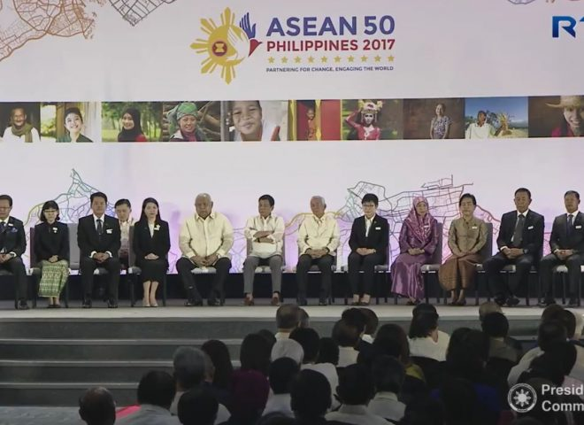 News in photo:  PHL chairmanship of ASEAN launched in Davao City