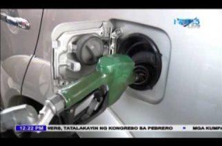 Big oil companies hike prices on Jan. 3